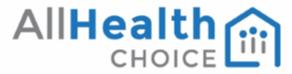 allhealth choice logo