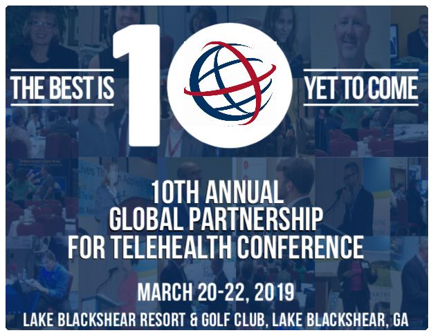 2019 global partnership for telehealth conference invitation