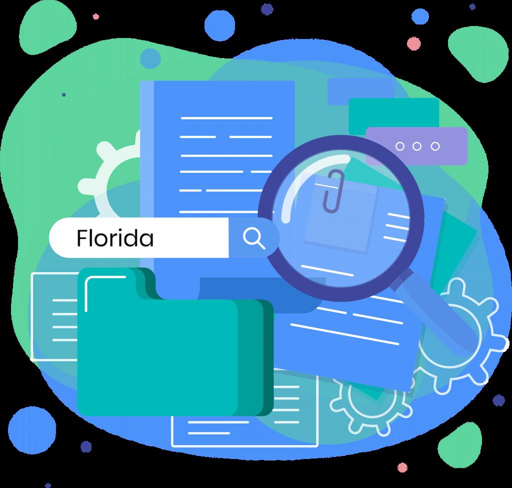Florida resources icon