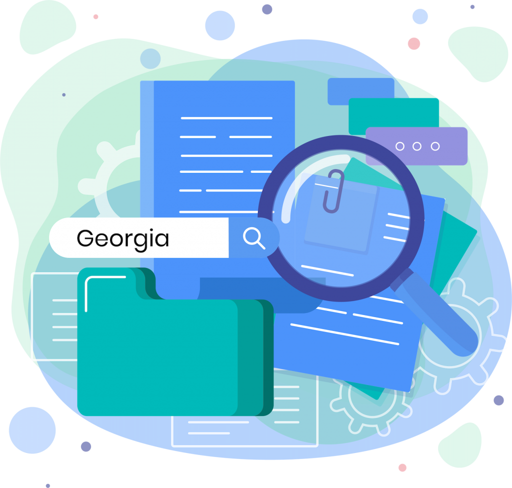 Georgia resources icon